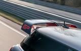 Mini JCW GP 2020 road test review - spoiler