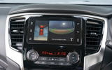 Mitsubishi L200 2019 road test review - infotainment