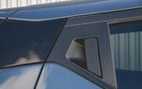 Nissan Micra N-Sport 2019 road test review - rear door handles