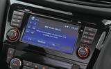 Nissan X-Trail road test review - infotainment