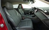 7 Peugeot 308 SW 2021 first drive cabin