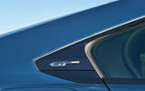 Peugeot 508 2018 road test review - GT line badge