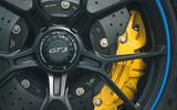 7 Porsche 911 GT3 2021 RT brake calipers