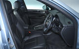 Porsche Macan 2019 road test review - cabin