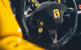 Radical Rapture 2020 road test review - steering wheel