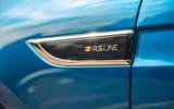 7 Renault Megane E Tech PHEV road test 2021 side decals