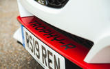 Renault Megane RS Trophy-R 2019 road test review - front splitter
