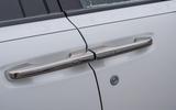 Rolls Royce Cullinan 2020 road test review - door handles