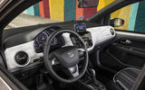 Seat Mii Electric 2020 road test review - dashboard