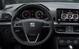 Seat Tarraco 2018 review - steering wheel