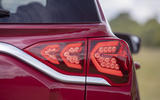Ssangyong Korando 2019 road test review - rear lights