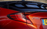 7 Toyota C HR 2021 RT rear lights