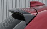 Toyota Yaris 2020 road test review - spoiler