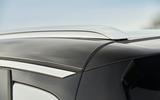 Vauxhall Grandland X Hybrid4 2020 road test review - roof rails