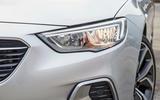 Vauxhall Insignia Sports Tourer GSI review headlights