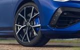 7 Volkswagen Golf R 2021 RT alloy wheels