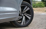 Volkswagen Touareg 2018 road test review alloy wheels
