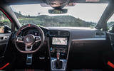Volkswagen Golf GTI TCR 2019 road test review - cabin