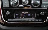 Volkswagen Up GTI 2018 review infotainment
