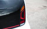 Volkswagen Up GTI 2018 review rear lights
