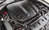 3.0-litre BMW 535d diesel engine