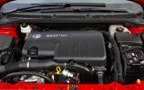 1.7-litre Vauxhall Astra diesel engine