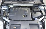 2.0-litre diesel Ford Mondeo Econetic engine