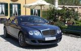 Touring Superleggera Bentley Flying Star for Salon Prive