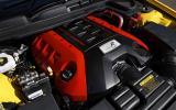 6.2-litre V8 Vauxhall VXR Maloo engine