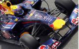 Red Bull dominates in Spain