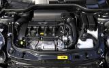 2.0-litre Mini Coupé Cooper S engine