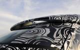 Mini Coupé Cooper S roof spoiler