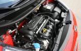 1.4-litre Kia Rio diesel engine