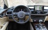 Audi A7 Sportback dashboard