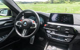 AC Schnitzer ACS5 Sport 2020 road test review - dashboard