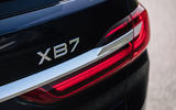Alpina XB7 2020 road test review - rear badge