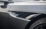 Aston Martin DBS Superleggera 2018 road test review - front aero