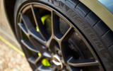 Aston Martin Rapide AMR 2019 first drive review - tyres