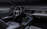 Audi A3 Sportback 2020 road test review - dashboard