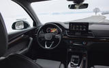 8 audi q5 sportback 2021 first drive review cabin