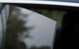 Audi Q8 50 TDI Quattro S Line 2018 road test review - pillarless windows