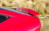 Audi RS7 Sportback 2020 road test review - spoiler