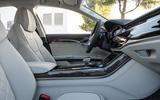 Audi S8 2020 road test review - cabin