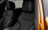 8 audi sq5 2021 first drive review front seats