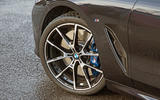 BMW 8 Series Coupé 2019 road test review - alloy wheels