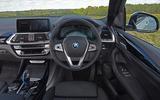 8 BMW iX3 2021 FD Dash