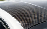 BMW M2 CS 2020 road test review - carbon roof