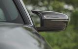 8 BMW M5 CS 2021 RT wing mirrors