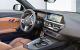 BMW Z4 2018 review - cabin