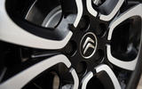 Citroen Berlingo 2018 road test review - alloy wheels